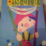AVENTURILE LUI AȘCHIUȚĂ - Carte de colorat