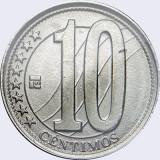 Venezuela  10 centimos  2012 _ UNC