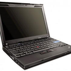 Laptop promotie Lenovo Thinkpad X200, Core 2 Duo P8400, 2GB RAM, 160Gb HDD, 12.1