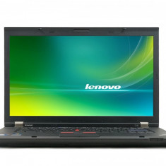 "Laptop Ieftin Lenovo ThinkPad T510, Core i5 M520, 4GB RAM, 160Gb HDD, 15.6"" - Laptop Lenovo, Intel Core i5"