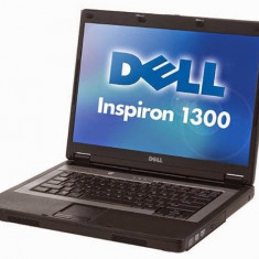 Laptop Refurbished Dell Inspiron 1300, Celeron M, 2GB RAM, 40Gb HDD, 15.4