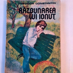 Razbunarea lui Ionut - Theodor Constantin, Editura Ion Creanga 1980