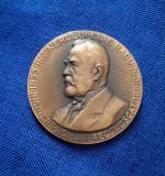 Medalie Elie Radu - membru de onoare Academia Romana - Masonica - Masonerie