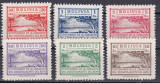 Bolivia  1946   Beni  natura  MI 1-6    MNH  w47, Nestampilat