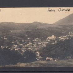 ORAVITA VEDERE GENERALA CIRCULATA 1933 - Carte Postala Banat dupa 1918, Printata