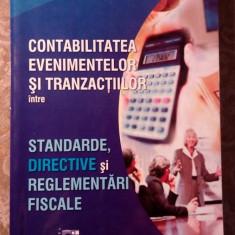 Contabilitatea evenimentelor si tranzactiilor, autor: Dorel Mates, Ed Mirton - Carte Contabilitate