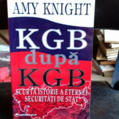 KGB DUPA KGB - AMY KNIGHT - Carte Politica