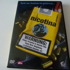 Nicotina - dvd - Film drama, Altele