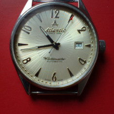 Atlantic Worldmaster automatic - Ceas barbatesc Atlantic, Mecanic-Automatic