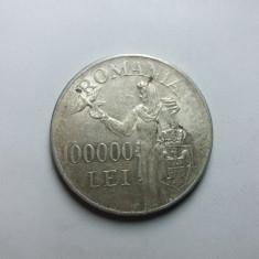 Romania 100000 lei 1946 - Moneda Romania