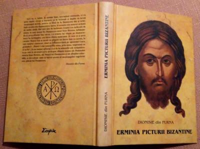 Erminia Picturii Bizantine (editie cartonata) Sophia, 2000  - Dionisie din Furna foto