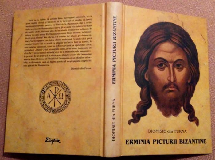 Erminia Picturii Bizantine (editie cartonata) Sophia, 2000  - Dionisie din Furna