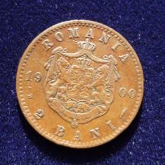 2 BANI 1900 *** - Moneda Romania