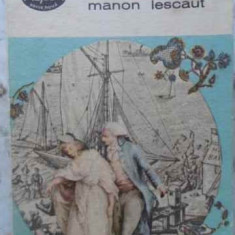 Manon Lescaut - Abatele Prevost, 408901 - Roman