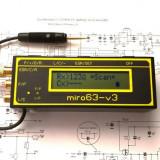 ESR - Metru cu analizor + LCFP miron63 (incasetat)