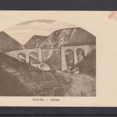 VIADUCT ORAVITA - Carte Postala Banat dupa 1918, Necirculata, Printata