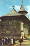 Carte postala Bucovina SV130 Voronet -Biserica fostei manastiri Voronet