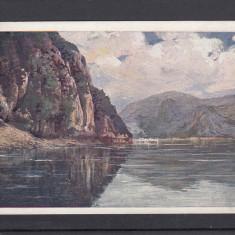 VEDERE DE LA CAZANE BANAT - Carte Postala Banat 1904-1918, Necirculata, Printata