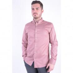 Camasa Selected Donemark Slim Fit Roz Inchiz - Camasa barbati Selected, Marime: S, M, L, XL