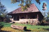 Carte postala CP GJ020 Hobita - Casa memoriala Constantin Brancusi, Necirculata, Printata