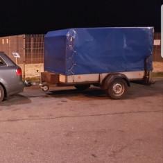 Remorca auto 750 kg - Utilitare auto