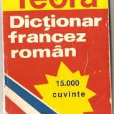 Teora Dictionar Francez-roman