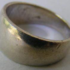 Inel vechi din argint (2)