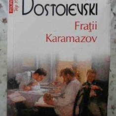 Fratii Karamazov - F.m. Dostoievski, 408964 - Roman