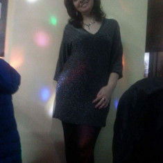 Rochie revelion - Rochie ocazie Tu, Marime: 42, Culoare: Gri