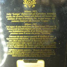 BRANDY SCRINIUM RISERVA SPECIALE RAMAZZOTTI MULTI 10 ANI CL 70 VOL. 42 - Cognac