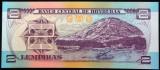 Bancnota 2 Lempiras - HONDURAS, 2010  * Cod 619  ----  UNC DIN FASIC!