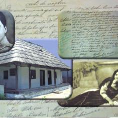 Carte postala CP GJ029 Targu Jiu - Casa memoriala Ecaterina Teodoroiu - Carte Postala Oltenia dupa 1918, Necirculata, Printata