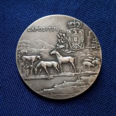 Medalie Regalista Camera de Agricultura - Expositia 1926
