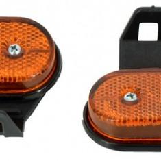 Lampa laterala 4 LED 12V Galben