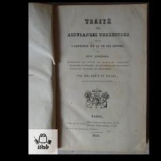 Grun et Joliat Traite des assurances terrestres Paris 1828 455 pg + 119 p anexe - Carte Istoria dreptului