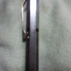 vand pix metalic vechi cu 4 mine de pix perioada ceausista,T.GRATUIT