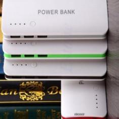 Baterie Externa 20000 mAh - Power Bank 3 porturi USB