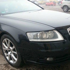 AUDI A6, S6, 2005, AUTOMAT, DIESEL, 3.0, QUATRO, PIELE, CLIMA AUTOMATA, Motorina/Diesel, 232000 km, 2967 cmc
