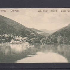 ORAVITA LACUL MARE - Carte Postala Banat dupa 1918, Necirculata, Printata