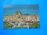 HOPCT 3935  ANUL 1986  PLAJA   - EFORIE SUD -CT-CIRCULATA, Necirculata, Printata