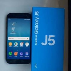 Samsung Galaxy J5 2017 - Telefon Samsung, Negru, 16GB, Neblocat, Dual SIM, Octa core