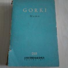 Gorki - Mama, Alta editura, 1964