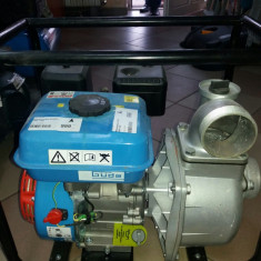Motopompa GUDE GMP 200 - Pompa gradina Gude, Motopompe