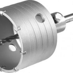 Spiral - Burghiu cu CAROTA VIDIA pentru beton - 80MM
