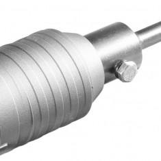 Spiral - Burghiu cu CAROTA VIDIA pentru beton - 50MM