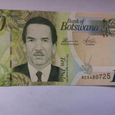 Botswana 10 Pula 2010 Unc