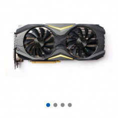 Placa video Zotac Geforce GTX 1080 AMP EDITION - Placa video PC Zotac, 8 GB, nVidia