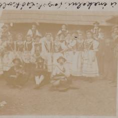 SIGHET MARAMURES,PORT POPULAR,1908, ROMANIA., Circulata, Fotografie, Sighetu Marmatiei