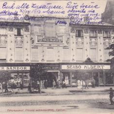 ARAD, SINGER SANDOR, SZABO ALBERT, MAGAZINE, 1913, ROMANIA. - Carte Postala Crisana 1904-1918, Circulata, Fotografie