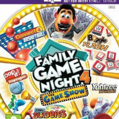 Family Game Night 4 Kinect XB360 - Jocuri Xbox 360